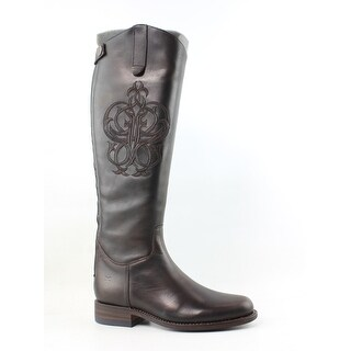 Frye Womens Riding Back Brown Riding, Equestrian Boots Size 5.5