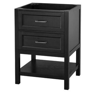"Foremost GEBV2422 Georgette 24"" Single Vanity Cabinet Only - Less Vanity Top"