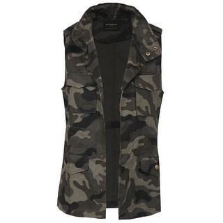 NE PEOPLE Womens Military Anorak Jacket [NEWJ133]