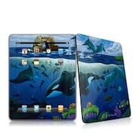 DecalGirl IPAD-OCEANSFY iPad Skin - Oceans For Youth
