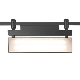 "WAC Lighting HM1-LED42W-27 LEDme Low Voltage 13.875"" Wide Energy Star 2700K High Output LED Wall Washer Track Head for Flexrail1"