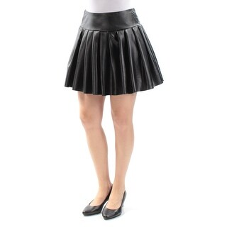 Womens Black Casual Skirt Size S
