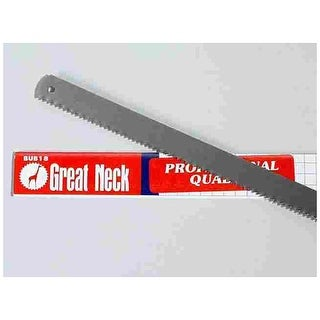 Great Neck BUB22 Butcher Saw Replacement Blade, 22""