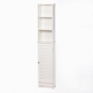 Nantucket Tall Storage Cabinet