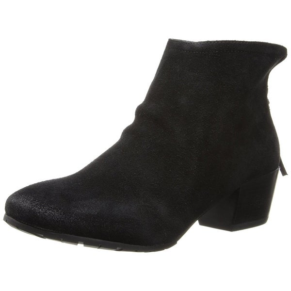 Kenneth Cole Reaction Womens Pil Age Almond Toe Ankle Fashion Boots