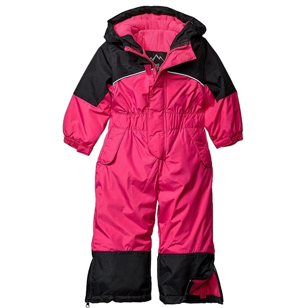 8b79831a6 Shop iXtreme Baby Toddler Girls  1Pc Snowmobile Winter Snowsuit ...