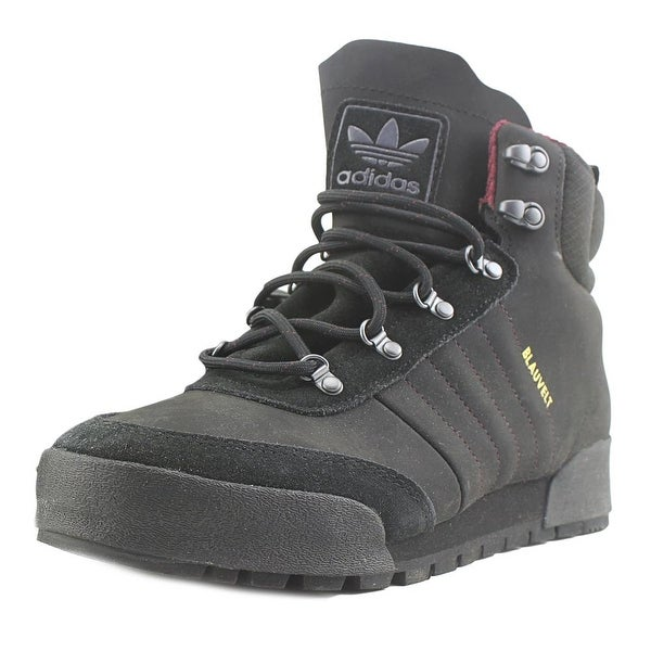Adidas Jake Boot 2.0 Men Round Toe Synthetic Black Boot