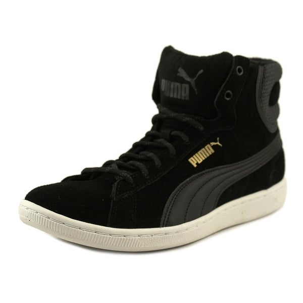 Puma Vikky Mid Twill SFoam Women Black Boots