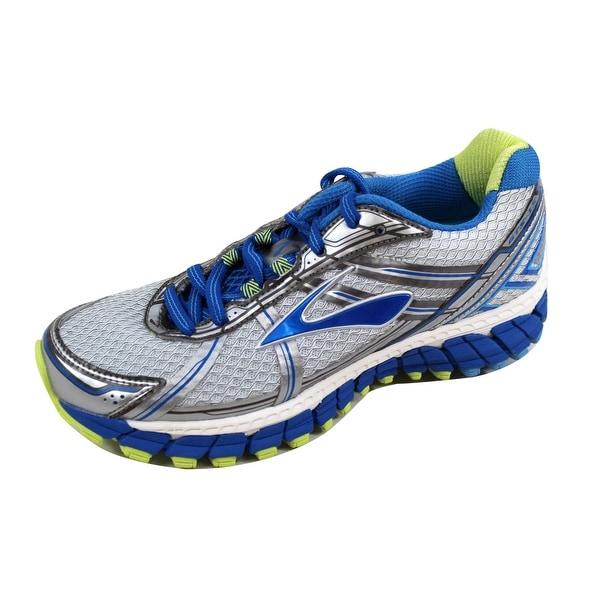 3b6ab813cb903 ... Women s Athletic Shoes. Brooks Women  x27 s Adrenaline GTS 15 White Dazzling  Blue-Sharp Green