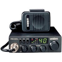 Uniden Pro520Xl 40-Channel 4-Watt Compact Cb Radio
