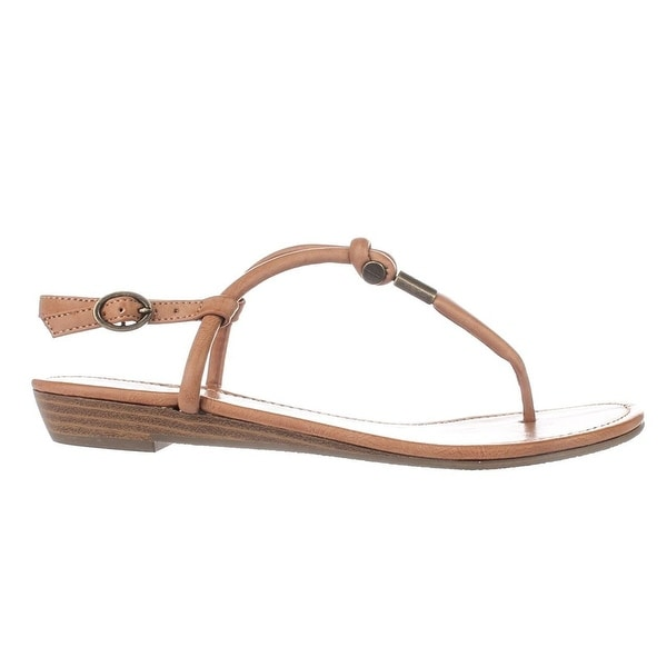 American Rag Womens Sabel Open Toe Casual T-Strap Sandals