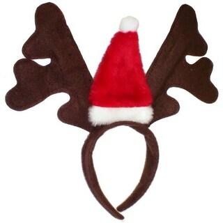 Jacobson Hat Company Womens Reindeer Headband - o/s
