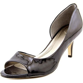 Tahari Race Women Open-Toe Synthetic Heels