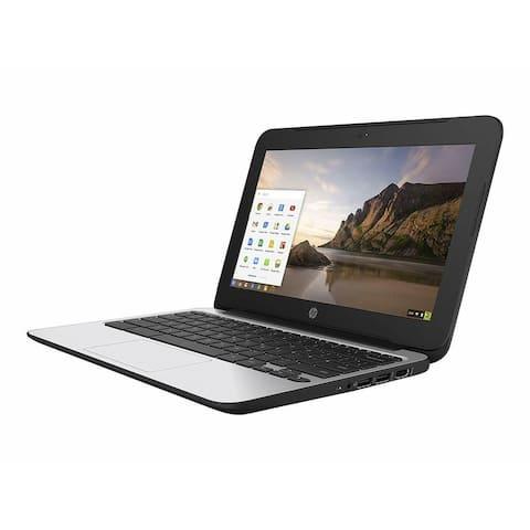"HP CHROMEBOOK 11 G4 Intel Celeron 2.16GHz 4GB RAM 16GB SSD 11.6"" LAPTOP (R-D)"