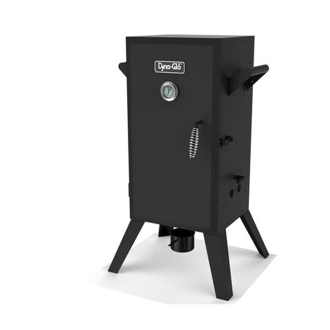 "Dyna-Glo DGU505BAE-D 18"" Wide Free Standing Electric Smoker - - Black"