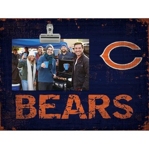 Chicago Bears Clip Frame