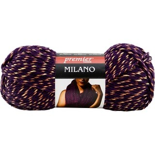 Milano Yarn-Purple - Purple