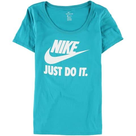 Nike Womens Athletic Cut Graphic T-Shirt