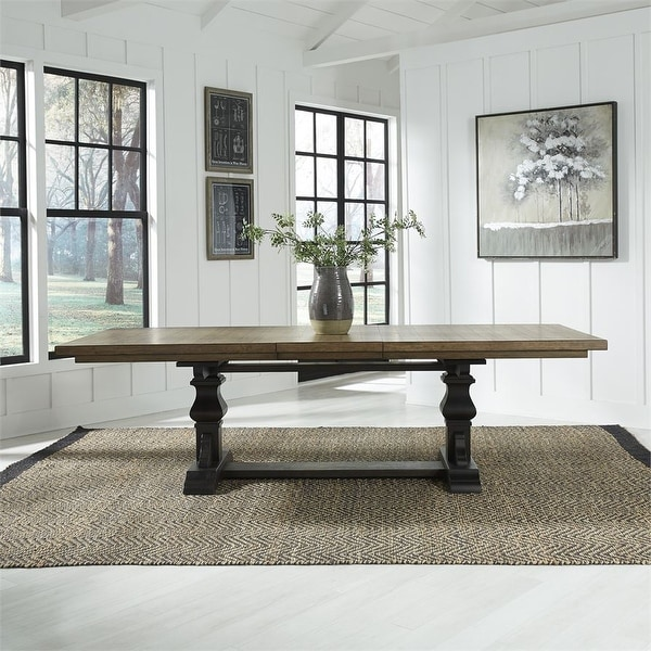 Harvest Home Chalkboard Trestle Table. Opens flyout.