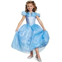 Disguise Cinderella Movie Prestige Child Costume - Blue