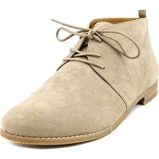 Franco Sarto Page Round Toe Synthetic Chukka Boot