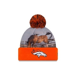 New Era 2016 Denver Broncos All Out Knit Hat