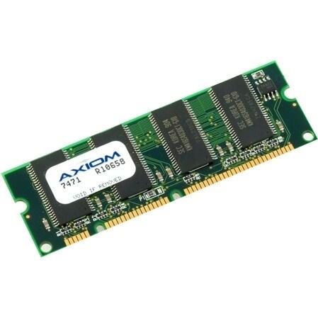 """Axion AXCS-MR2X082RXC Axiom DRAM 16GB OEM Approved Kit (2 x 8GB) - 16 GB (2 x 8 GB) - DDR3 SDRAM - 1333 MHz - ECC - Registered"