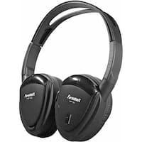 Power Acoustik  Swivel Ear Pad Single Channel IR Wireless Headphones
