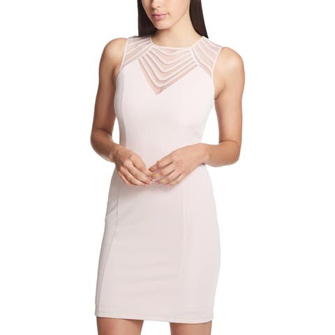 a50930cb Pink Guess Dresses | Find Great Women's Clothing Deals Shopping at ...