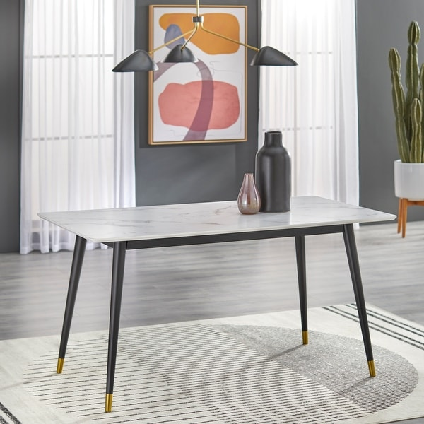 Lifestorey Ricco Dining Table. Opens flyout.