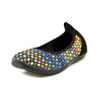 Bernie Mev. Kids Hazel Round Toe Synthetic Flats (Option: 11.5)