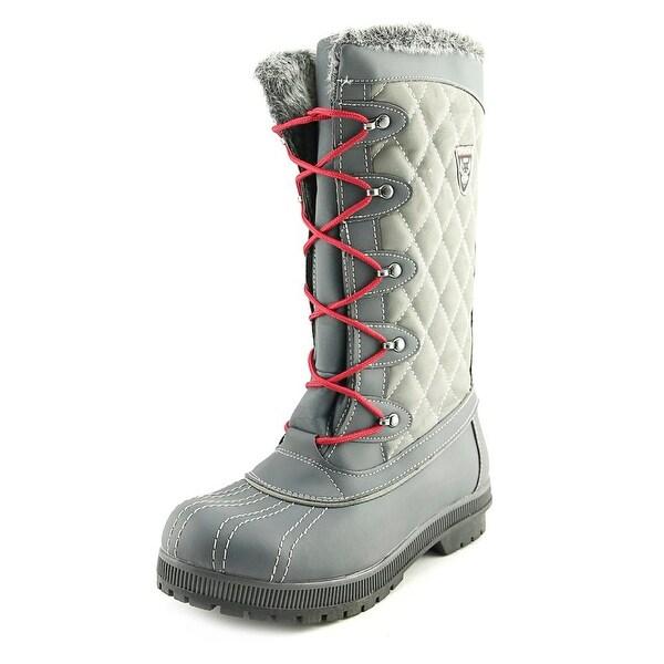 Sporto Camille Women Round Toe Synthetic Gray Winter Boot