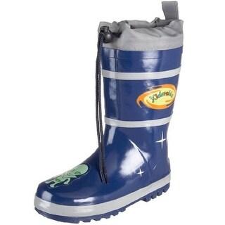 Kidorable Space Hero Graphic Infant Boy Rain Boots - 10