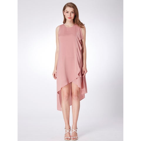 Ever-Pretty Womens Loose Seeveless Summer Casual Shift Dress 04042