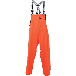 Helly Hansen Workwear Mens Mac Stretch Pant High Visibility - Orange - XL