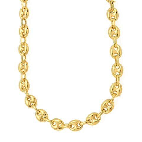 Gold Chains For Sale >> Buy 100000000 Gold Chains Necklaces Sale Online At Overstock Our