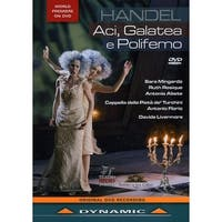 G.F. Handel - Aci Galatea E Poliformo [DVD]