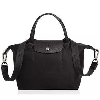 Link to Longchamp Womens Le Pliage Main Top Handle, Black Similar Items in Shop By Style