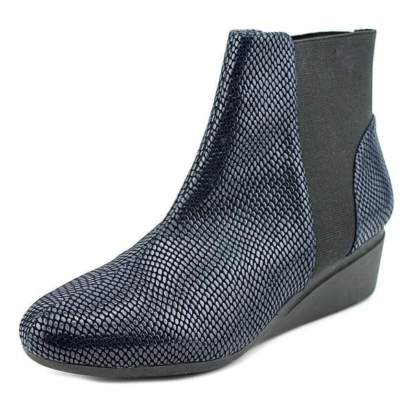 J. Renee Kareenatoo Women Midnight Blue Boots