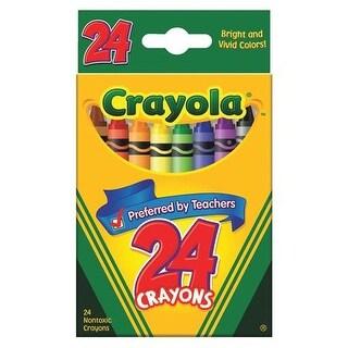 Crayola L L C 24Ct Crayons 52-3024 Unit: EACH