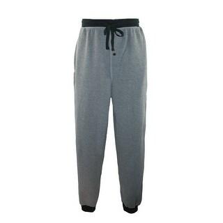 Hanes Men's Jogger Style Lounge Pajama Pants