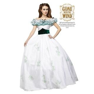 Women's Gone With The Wind Scarlett O'Hara Dress