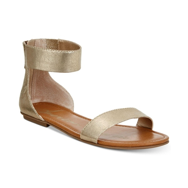 949c246cb056 Shop American Rag Womens Keley 2 Open Toe Casual Ankle Strap Sandals ...