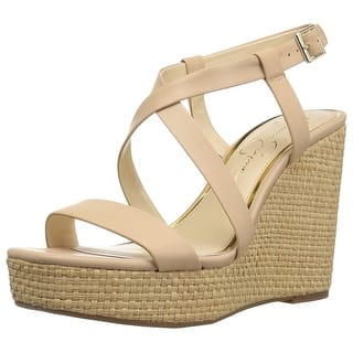 5ec98e2730be Jessica Simpson Women s Amella Wedge Sandal. Quick View