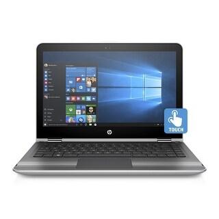 "Refurbished - HP Pavilion 13-U010CA 13.3"" Touch Laptop Intel i3-6100U 2.3GHz 4GB 500GB W10"