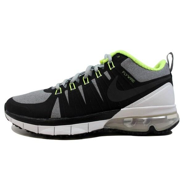 Shop Nike Men's Air Max TR180 AMP SilverBlack Volt 723973