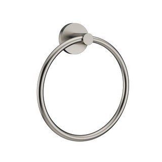 "Jacuzzi PK108 Salone 6-11/16"" Towel Ring"
