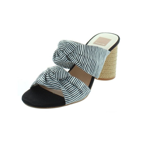 Dolce Vita Womens Jene Slide Sandals Knot by Dolce Vita