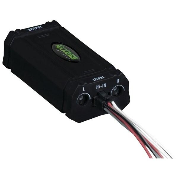 Axxess Ax-Aloc608 80-Watt 2-Channel Adjustable Line-Output Converter