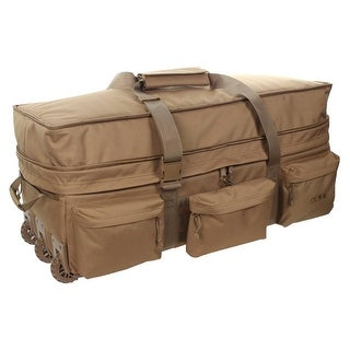 Sandpiper Rolling Roll Out Bag XL Coyote Brown - 2038-O-CB